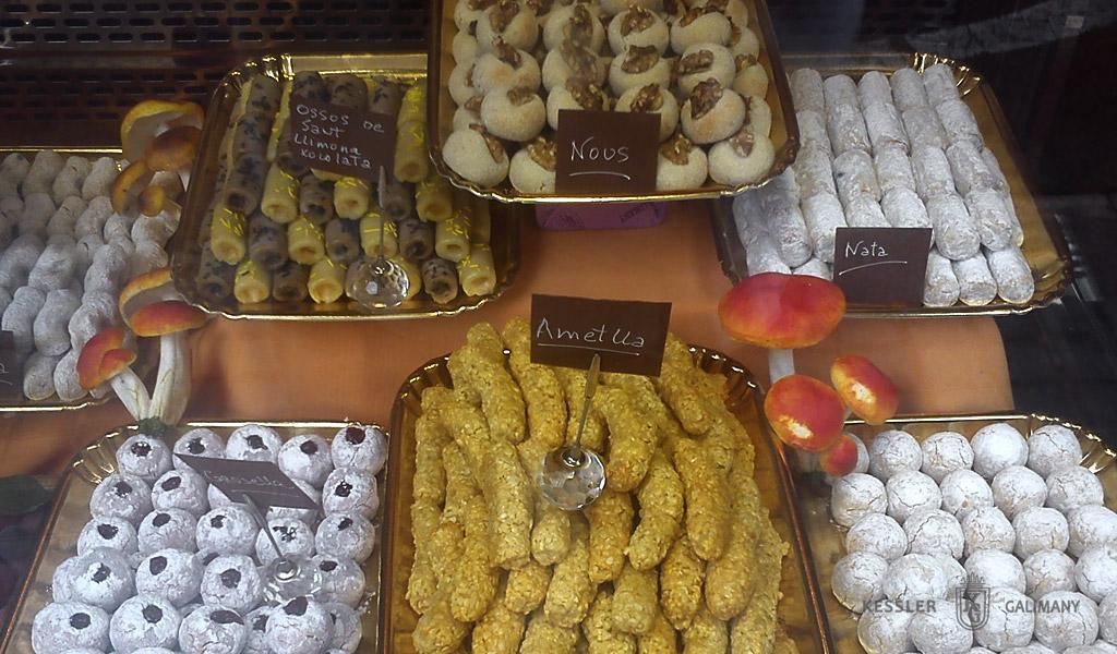 Diades Pastisseria Kessler Galimany - Panellets