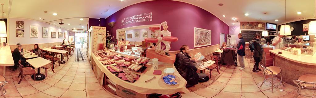 Cafeteria Kessler Galimany