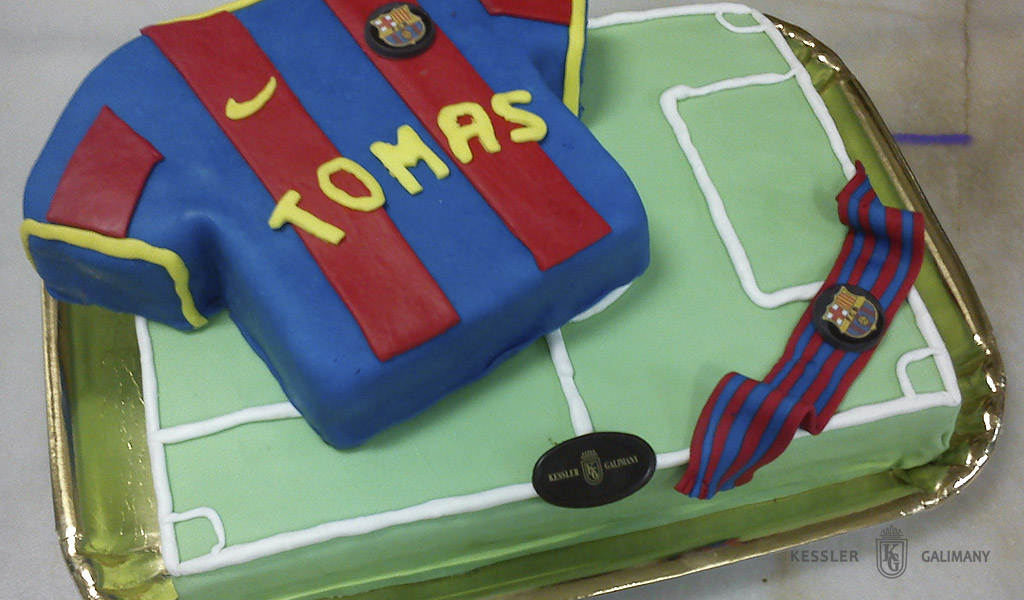 Personalització de pastissos - Celebracions - Pastisseria Kessler Galimany